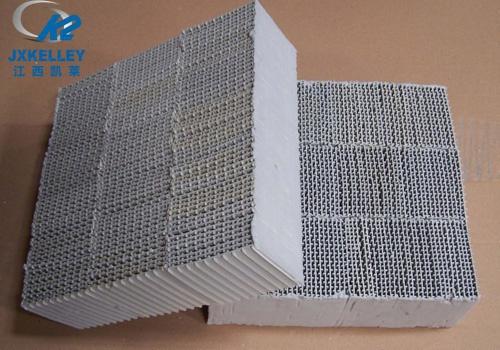 RTO蜂窝陶瓷蓄热体图片